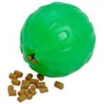Mastiff Rubber Treat Dispensing Chew Dog Toy of Small Size