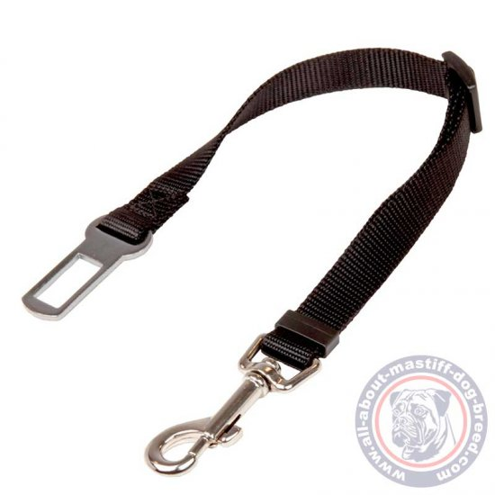 Nylon Mastiff Car Safety Seat Belt