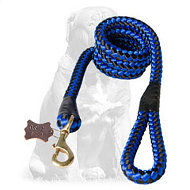 Mastiff Cord Nylon Dog Leash for Walking