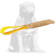 Mastiff Jute Bite Tug with Comfortable Loop