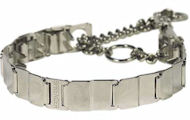 Buy HS Neck Tech Stainless Steel Prong Collar 48cm/19'
