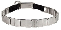 FUN-19'' STAINLESS STEEL dog collar NECK TECH COLLAR for Mastiff