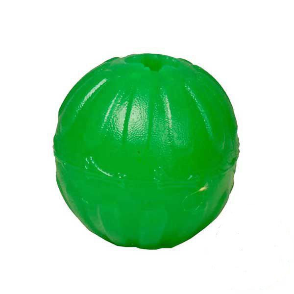 Exciting dog toy ball for treat dispensing