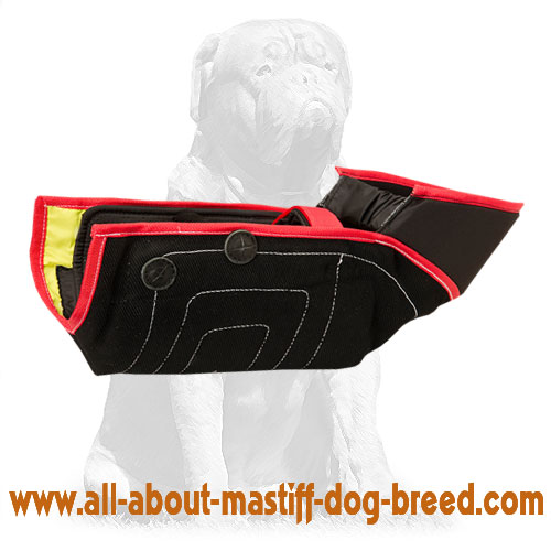 Durable Protection Bite Sleeve for Mastiff