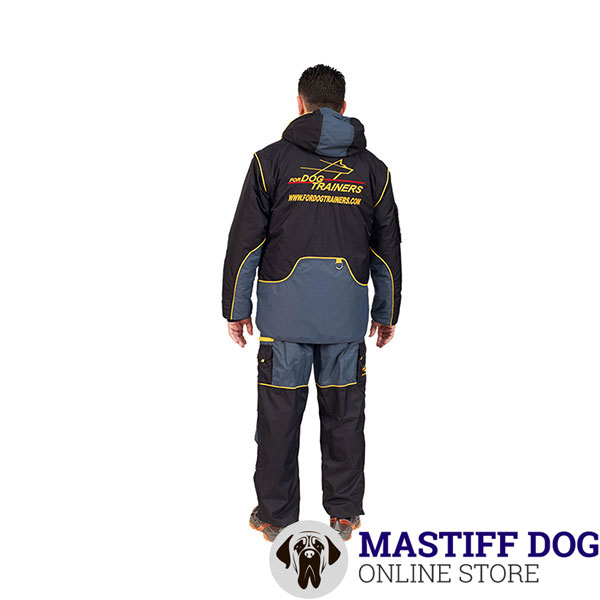 Super Strong bite Suit for Dog Protection Training