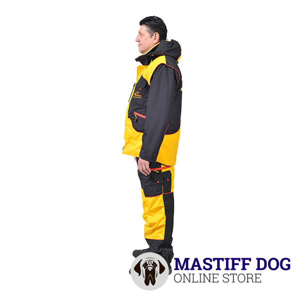 Perfect in Comfort and Protection Training Bite Suit for Safe Training