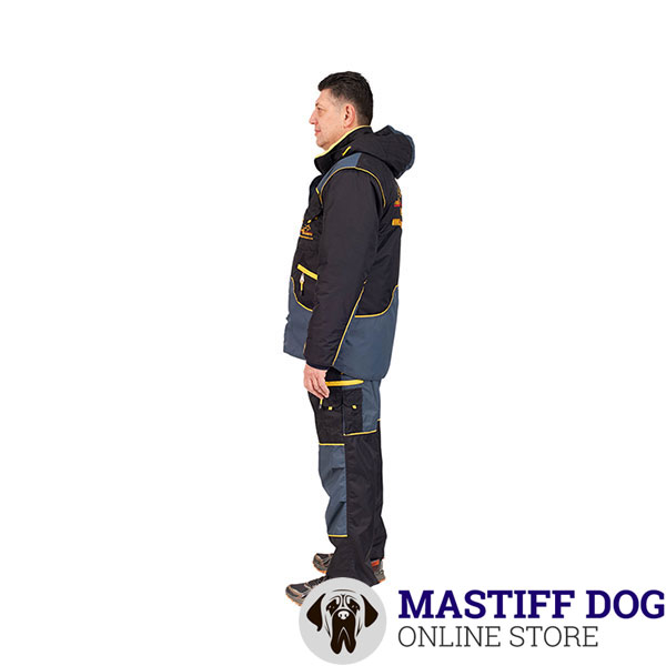 Dog Protection Suit for Schutzhund Training