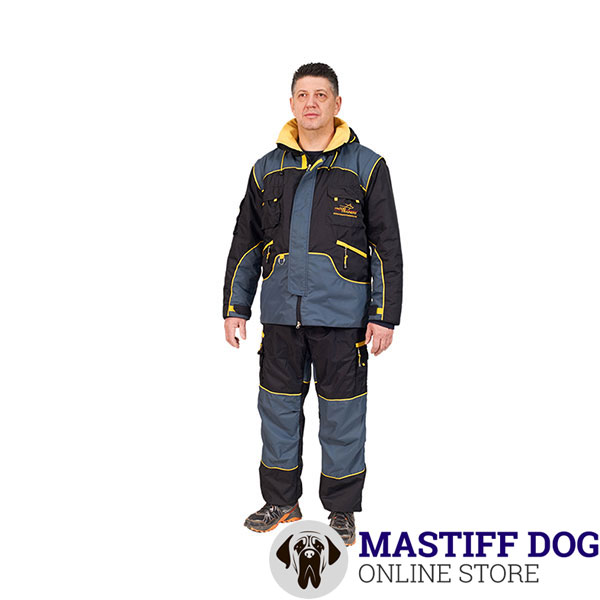 Durable Protection Suit for Safe Training