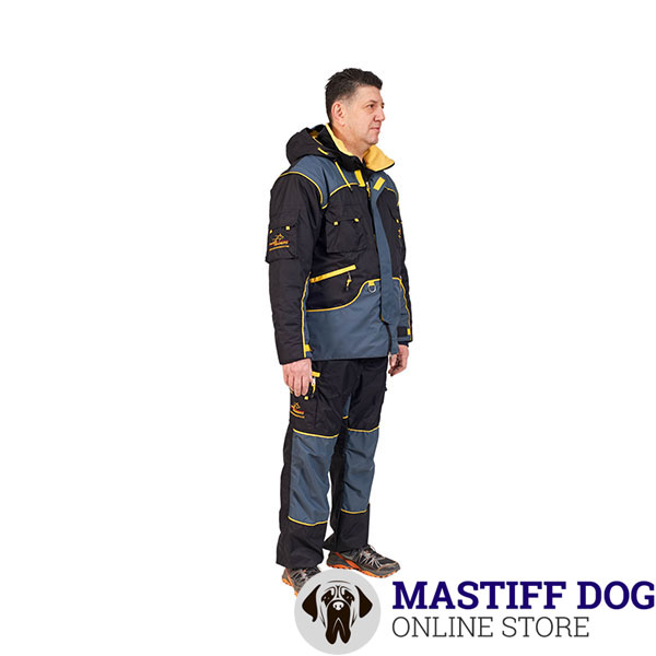 Universal Dog Training Protection Suit
