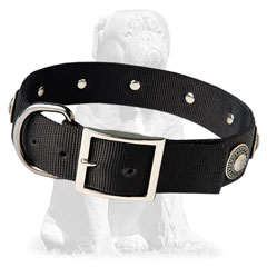 Rust proof nylon collar