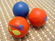 Crazy Color Rubber Ball for Mastiff