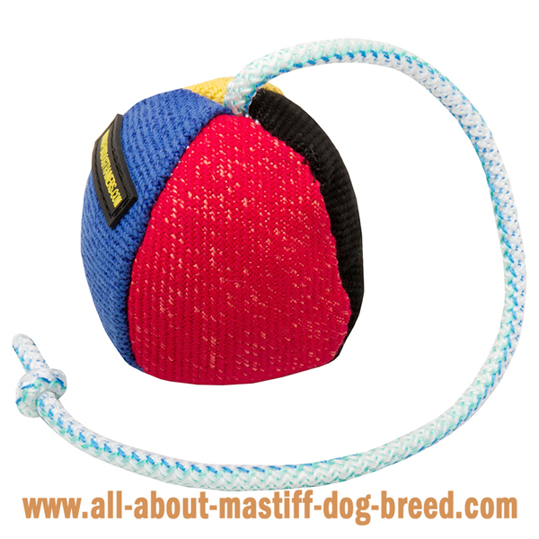 Mastiff ball made of French Linen