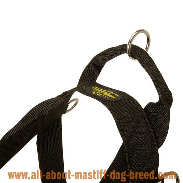 Durable Nylon Dog Harness