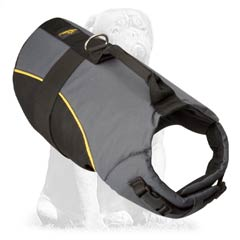 Comfortable Nylon Vest Harness for Mastiff