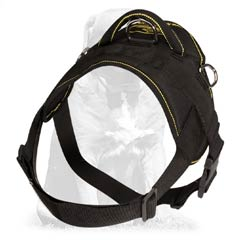 Nylon multifunctional Mastiff harness