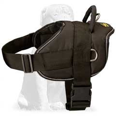 Nylon multifunctional harness for Alpine Mastiff