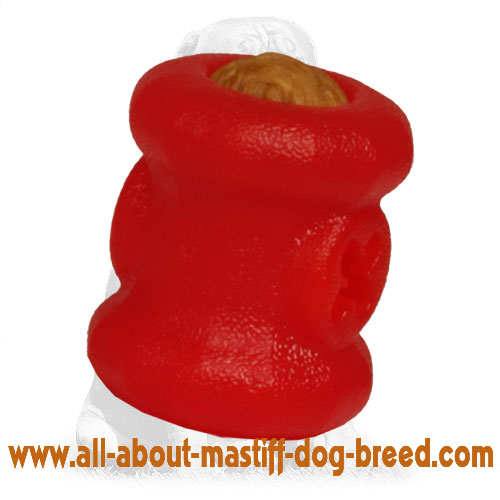 Mastiff Fire Plug Dog Toy for Chewing of Small Size