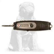 Ultrasonic Stop-Pulling and Obedience Trainer for Mastiffs